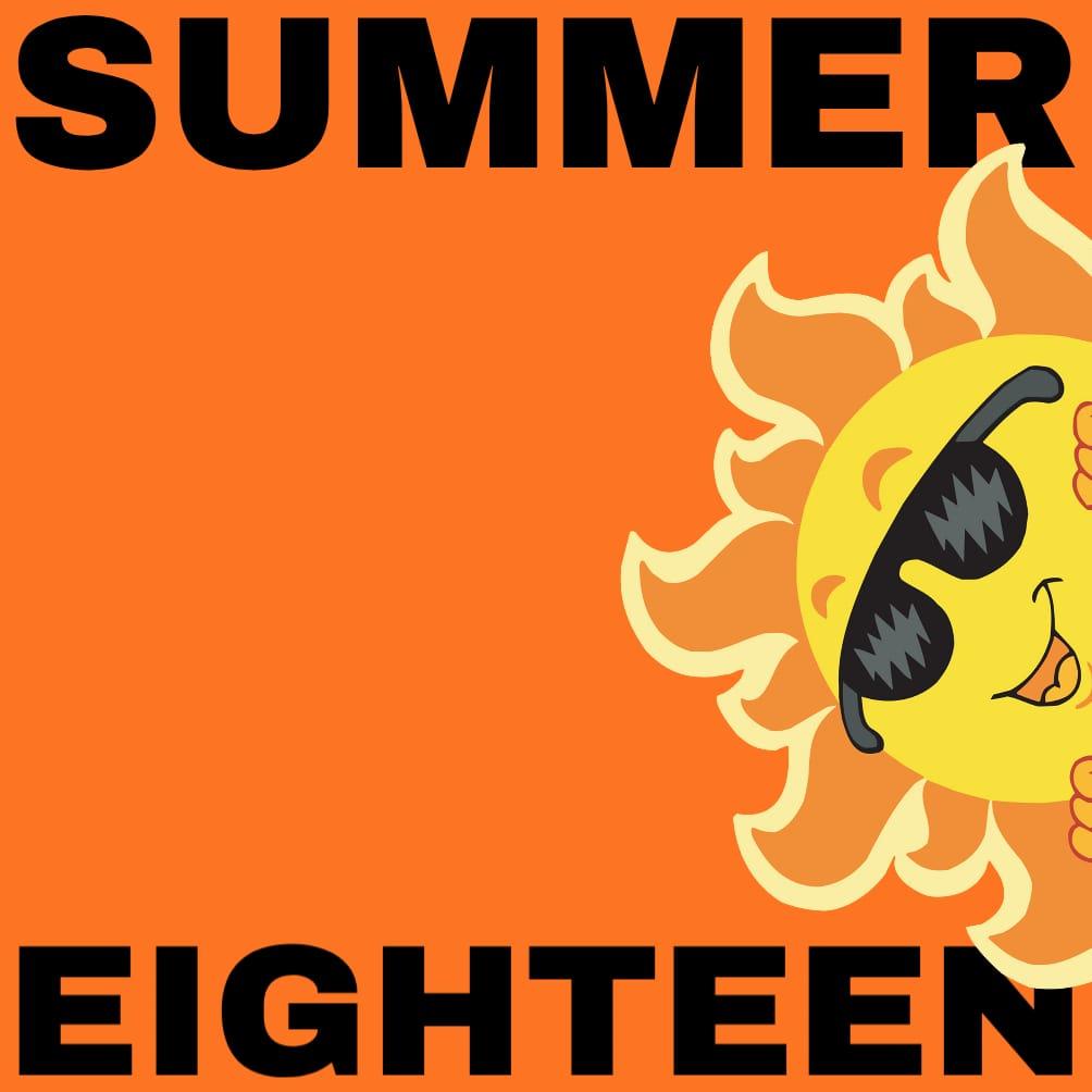 summer eighteen spotify playlist