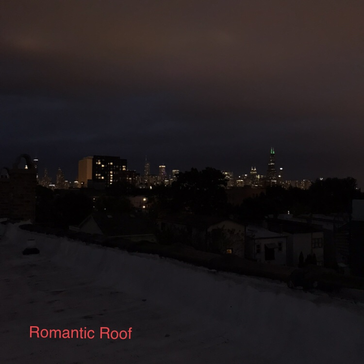 romantic roof playlistsbywax