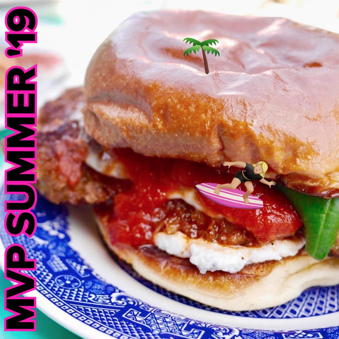 matt's veal parm summer playlist 2019