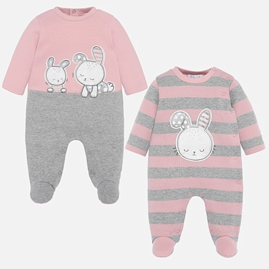 SLEEPER/Girls   newborn to 12 months