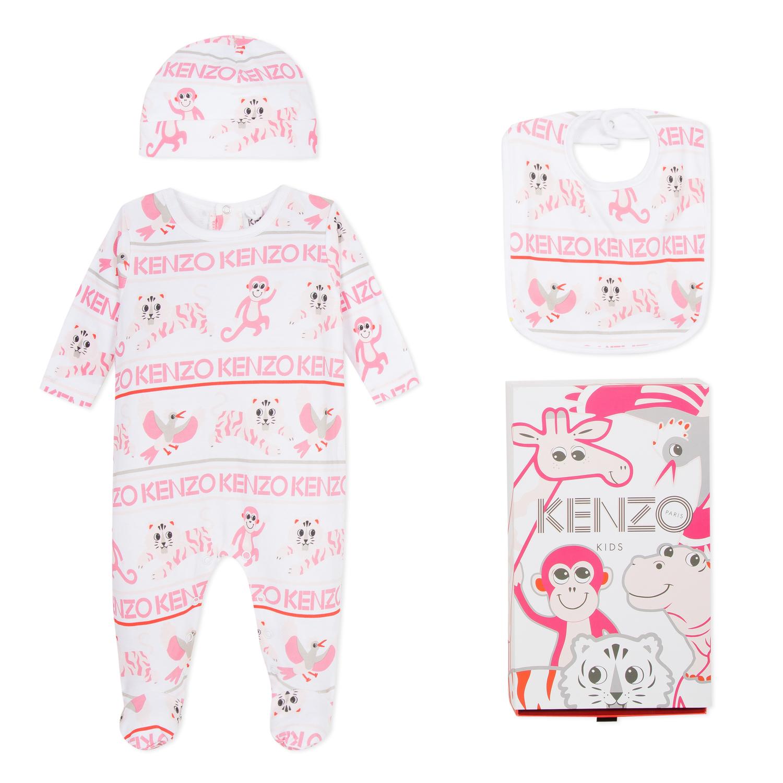 ENSEMBLE Pyjama / Fille  1 mois à 3 ans