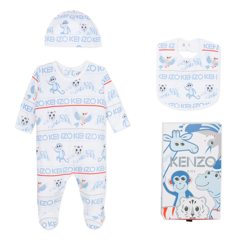 PYJAMA SET / Baby boy  1 month - 6 months