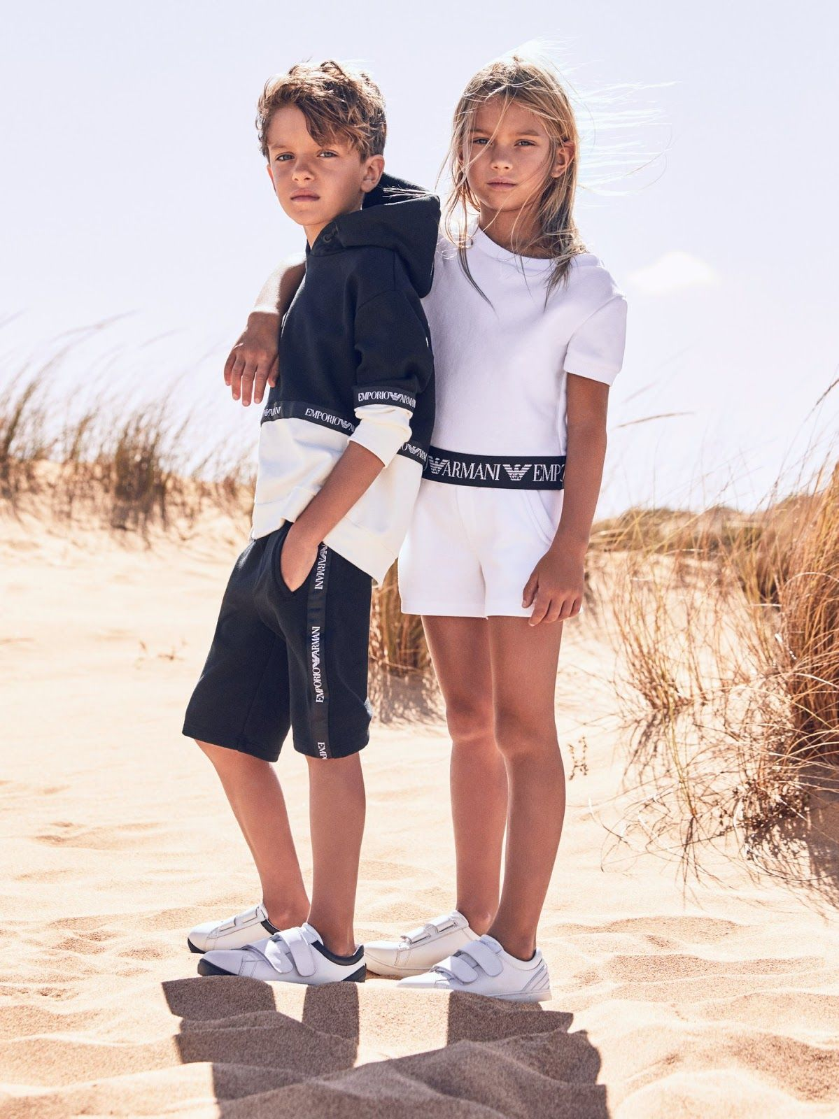 Emporio Armani Kids - The ''moda Italiana'' for the little ones! Emporio Armani Kids, sharp, classy and elegant styles for boys and girls from birth to 16 years. Complete range of clothing and accessories available in store.
