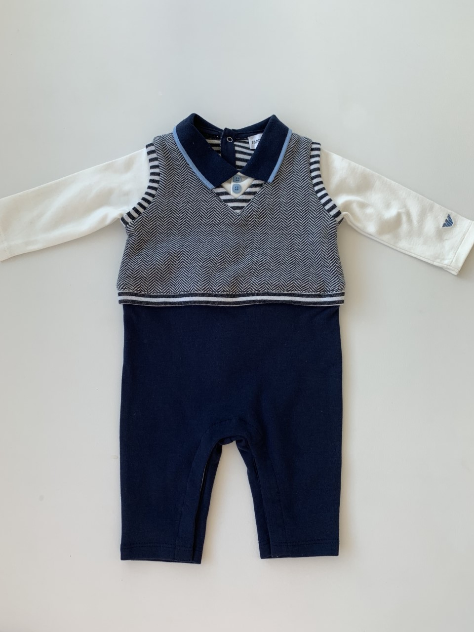 JUMPSUIT/Boys   3 moths up to 12 months