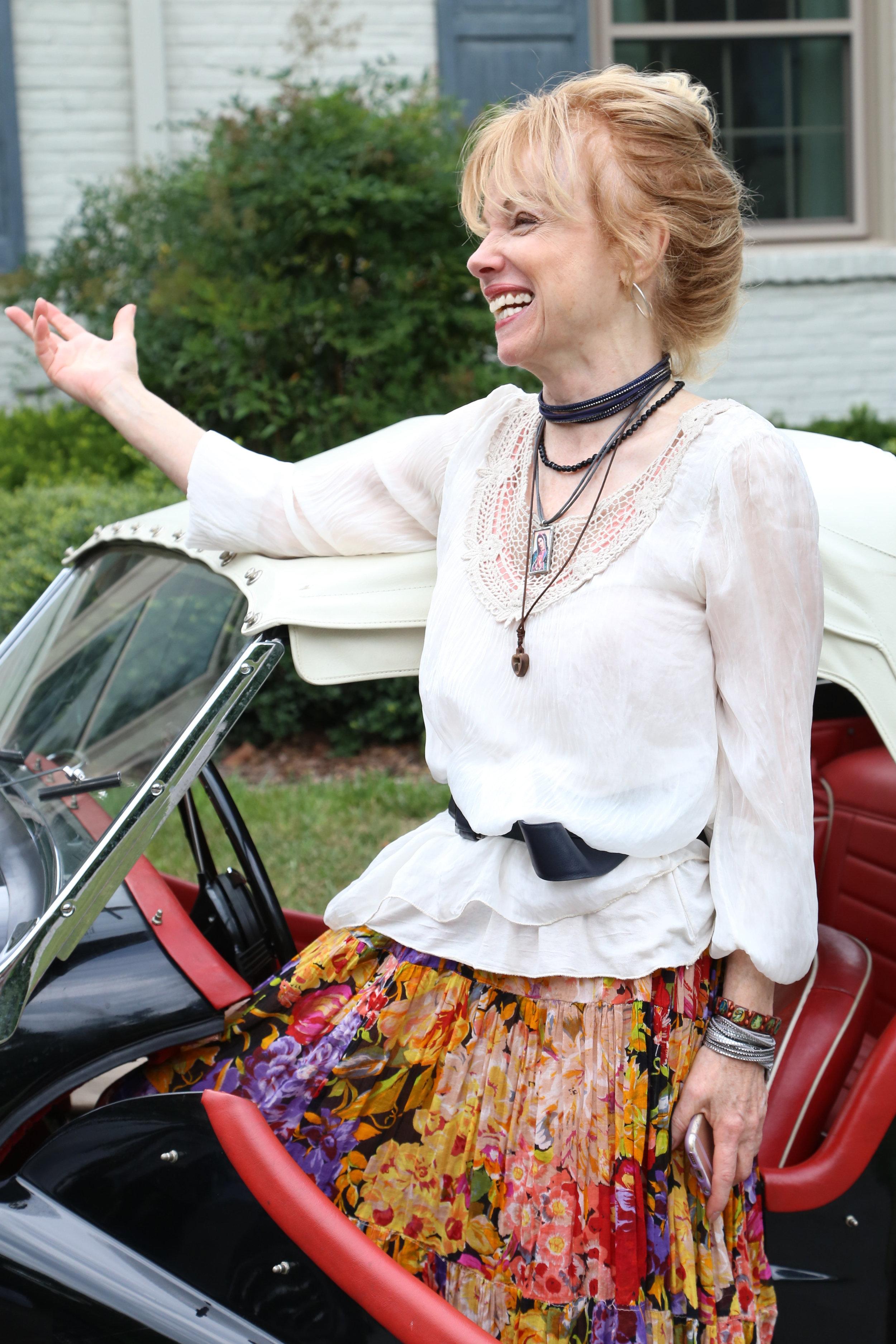 Rebecca Wells Car