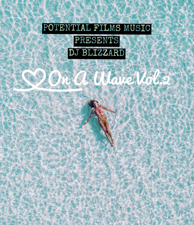 DJ BLIZZARD ON A WAVE VOL.2 - 1 HR 10 MINS