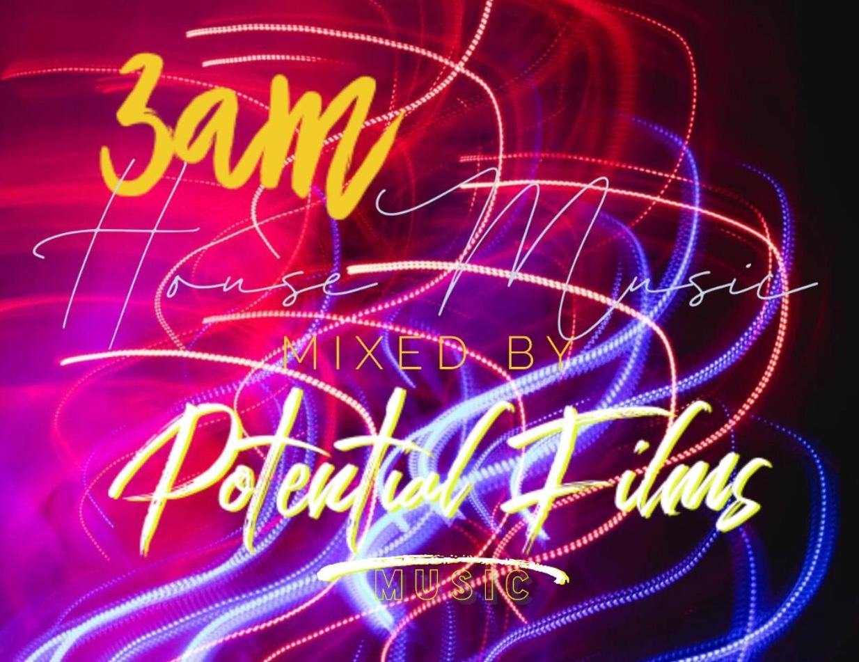 3 AM HOUSE MUSIC - 1 HR
