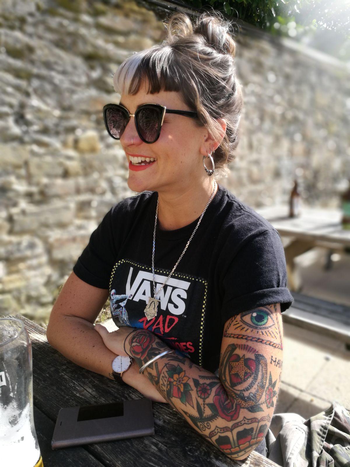 Derryth Ridge - Co-Curator Tattoo -British Tattoo Art RevealedFollow:@derryth13Visit:NMMC.CO.UK