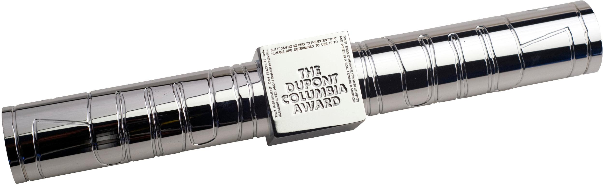 THE DUPONT AWARD