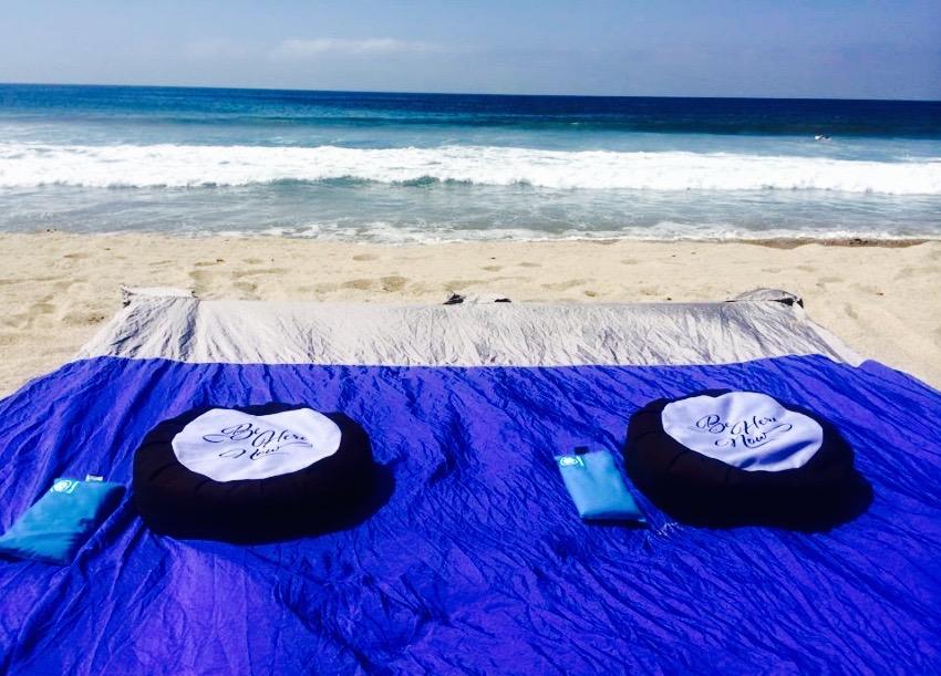 Morning Beach Meditation
