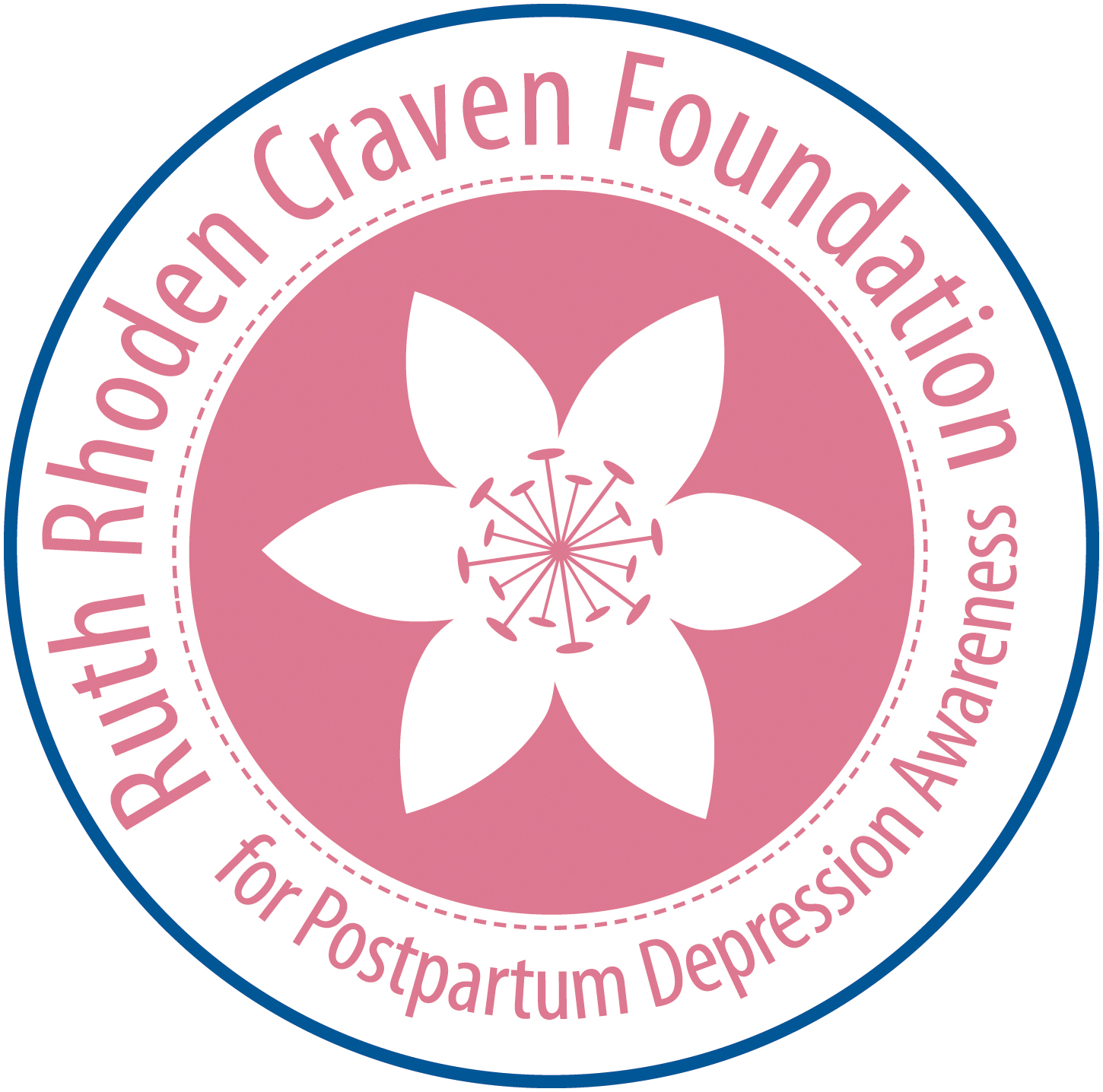 The logo of the Ruth Rhoden Craven Foundation.