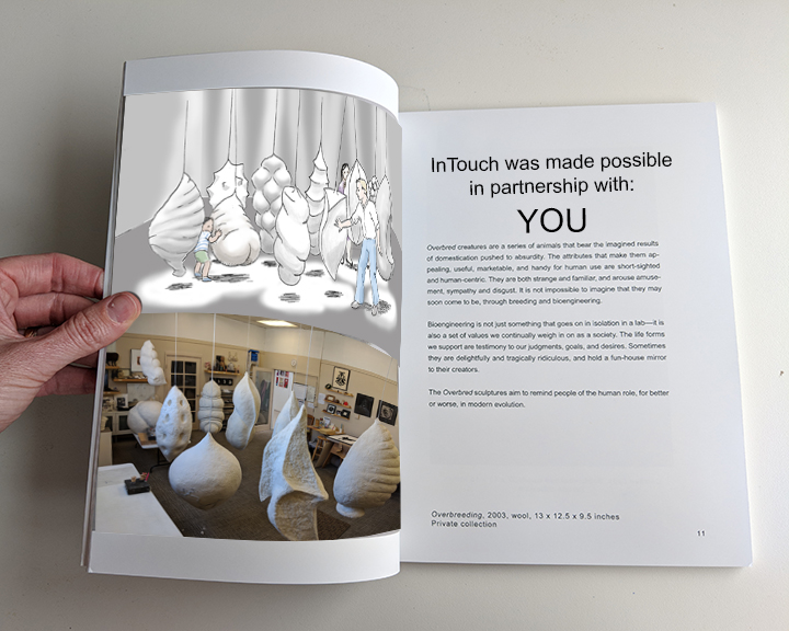 InTouch Catalog Thank-You Page Mock-Up