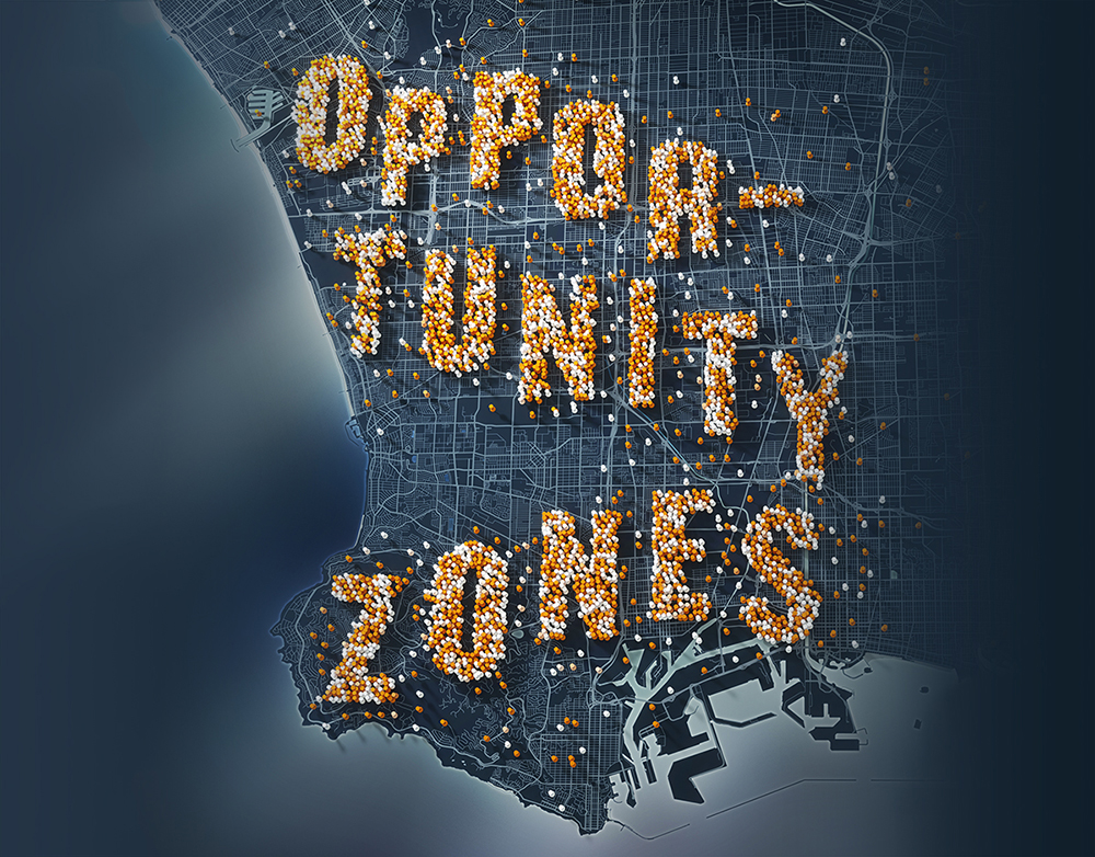 Opportunity Zones were created in December of 2017 as a part of the tax overhaul signed by President Trump. -
