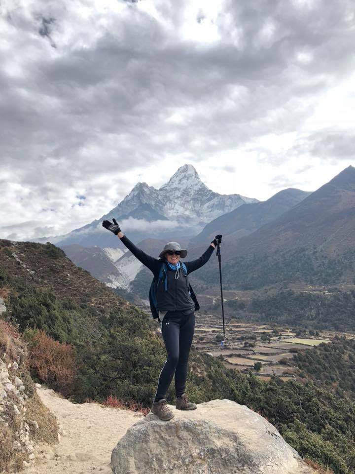 Walking through all my fears in the Himalayas