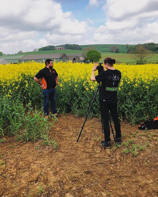 A quick snap from last week's shoot down in Lincoln for @iclboulby - Last day of filming today for their new meet our people documentary! 📸: @labratcreative - #Filmmaker #Filmmaking #Videography #Videographer #VideoProduction #VideoMarketing #Films #FilmProduction #FilmsDontShootThemselves #Cinematography