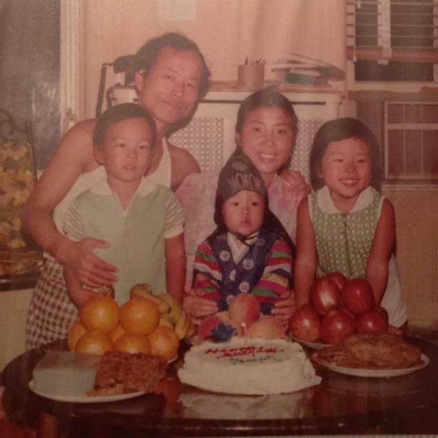 My 100 Day Birthday with my family