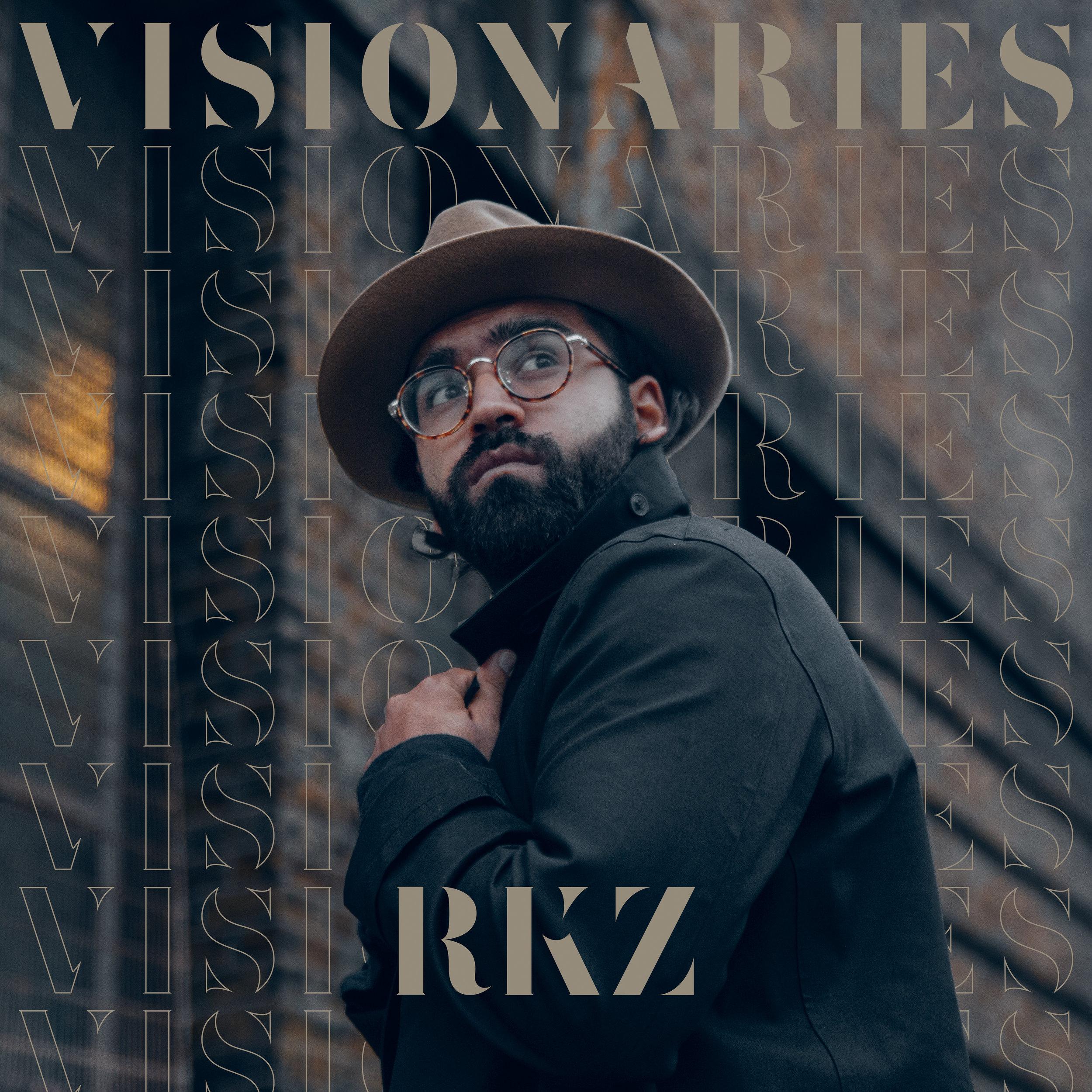 VISIONARIES, THE ALBUM