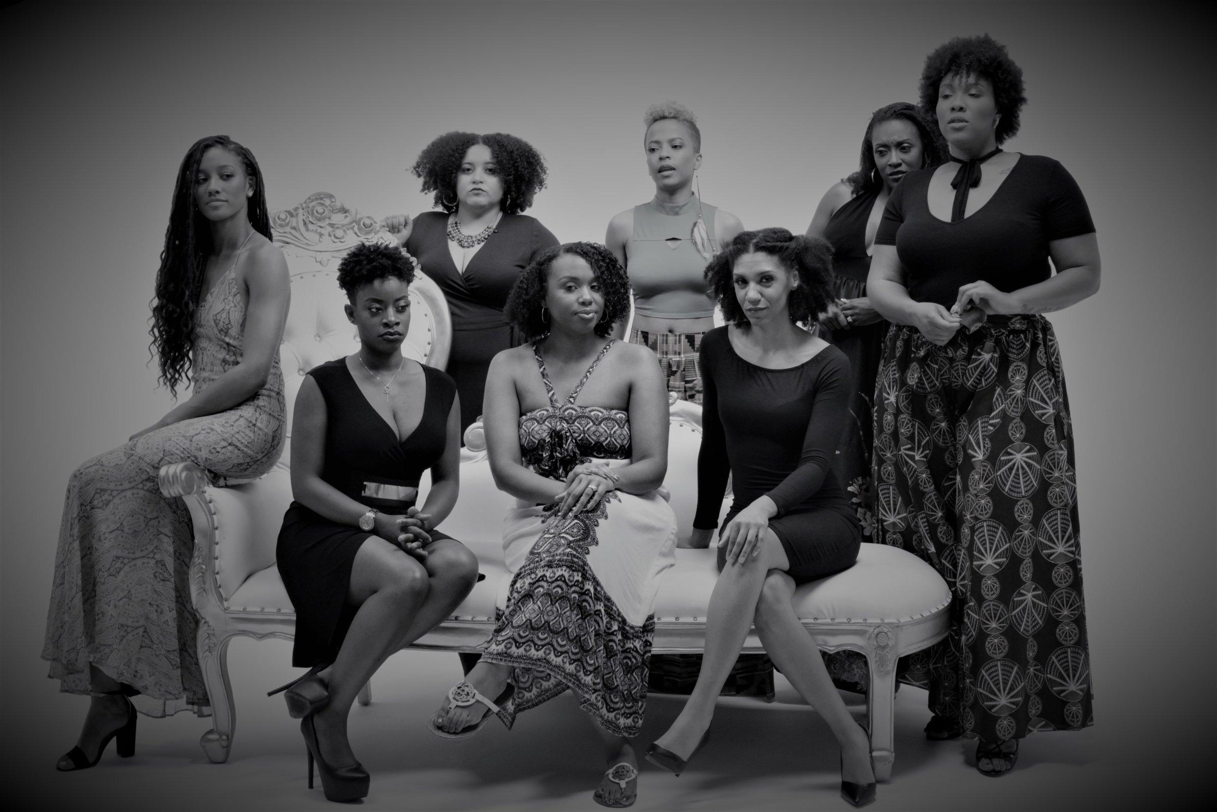 Our Wonder Women #Naturalhairthemovie