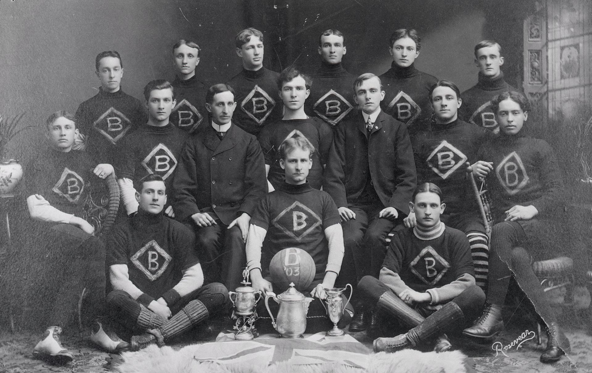 Broadview Baseball Team, 1910