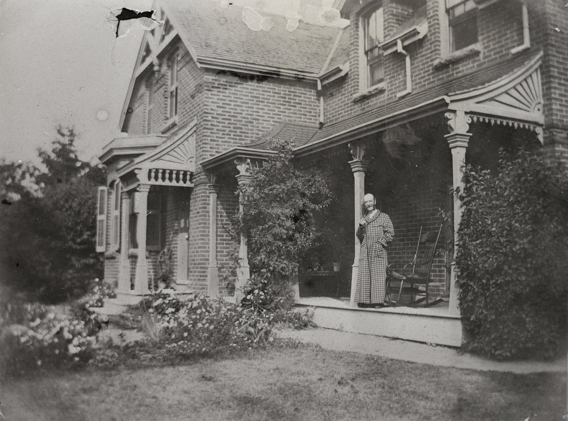 Thomas Heys, Hogarth and Bowden, 1900