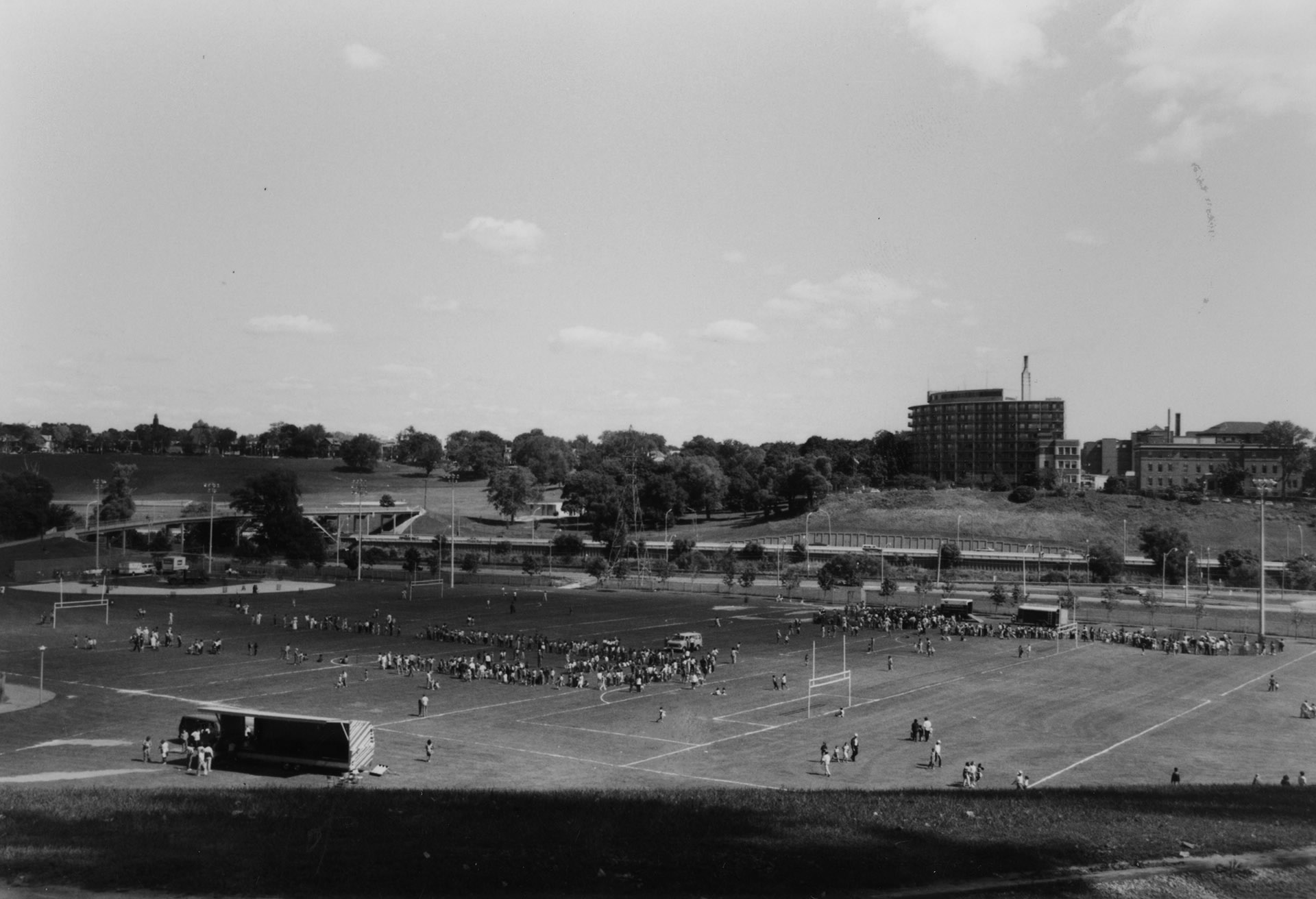 Riverdale Park 1985