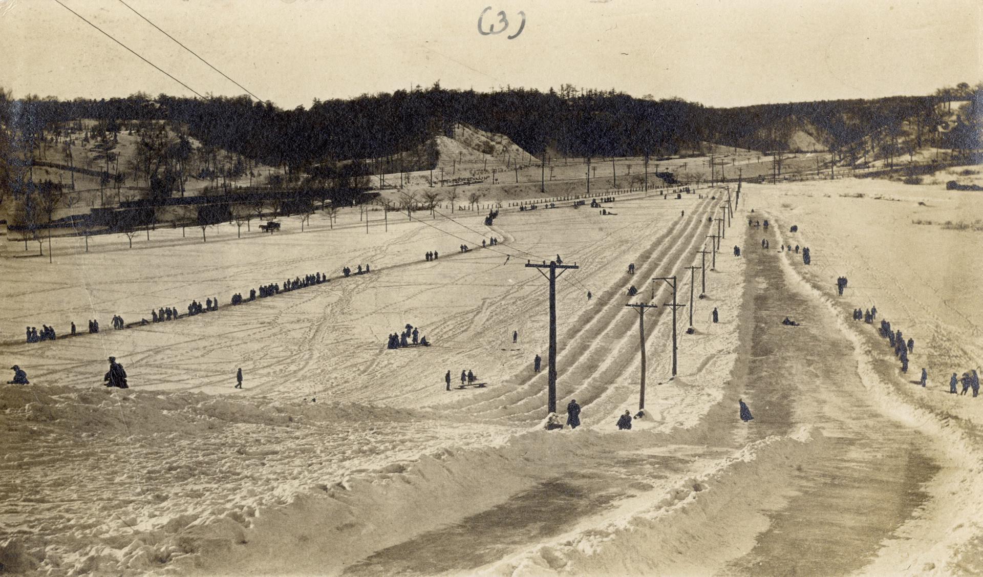 Riverdale Park, 1910