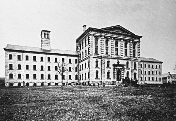 Don Jail, 1860's