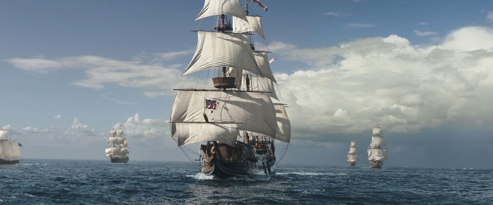 Black Sails TV Show
