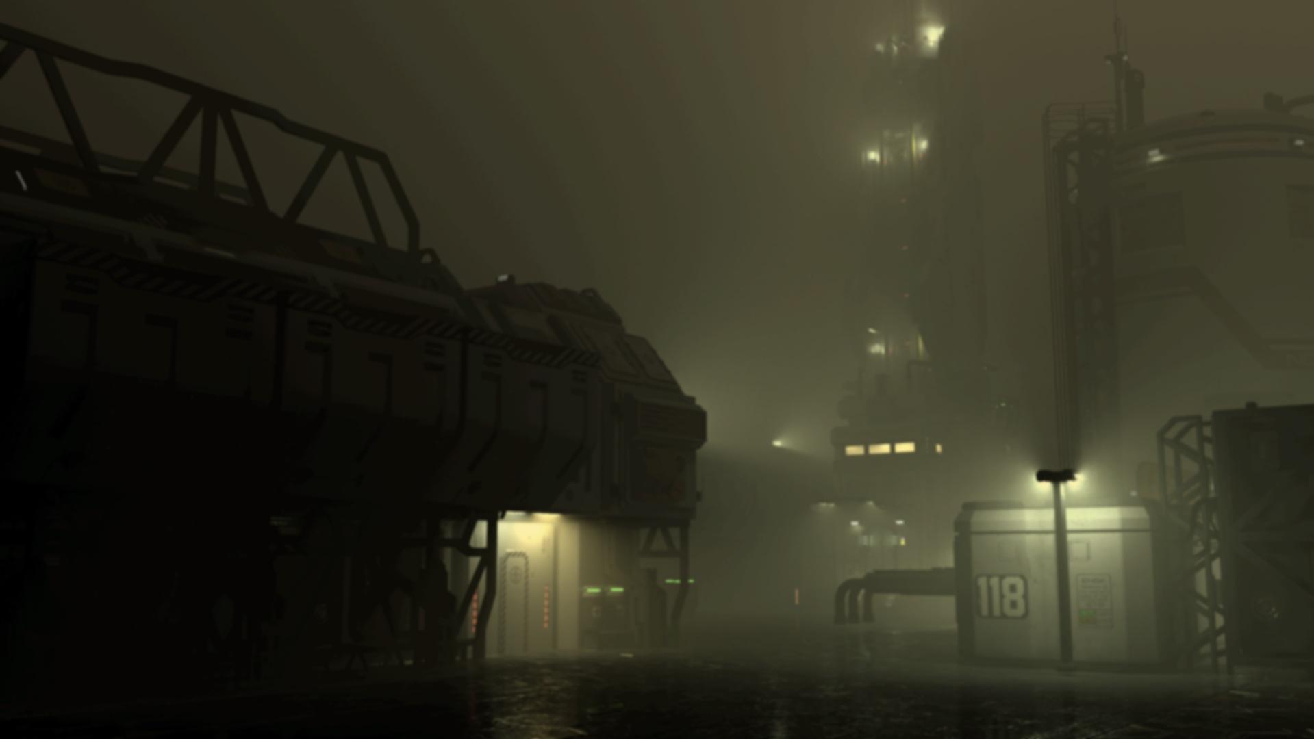 Maya Arnold Sci-Fi Environment