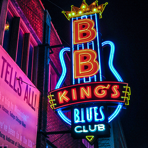 143 Beale St    bb kings    learn more