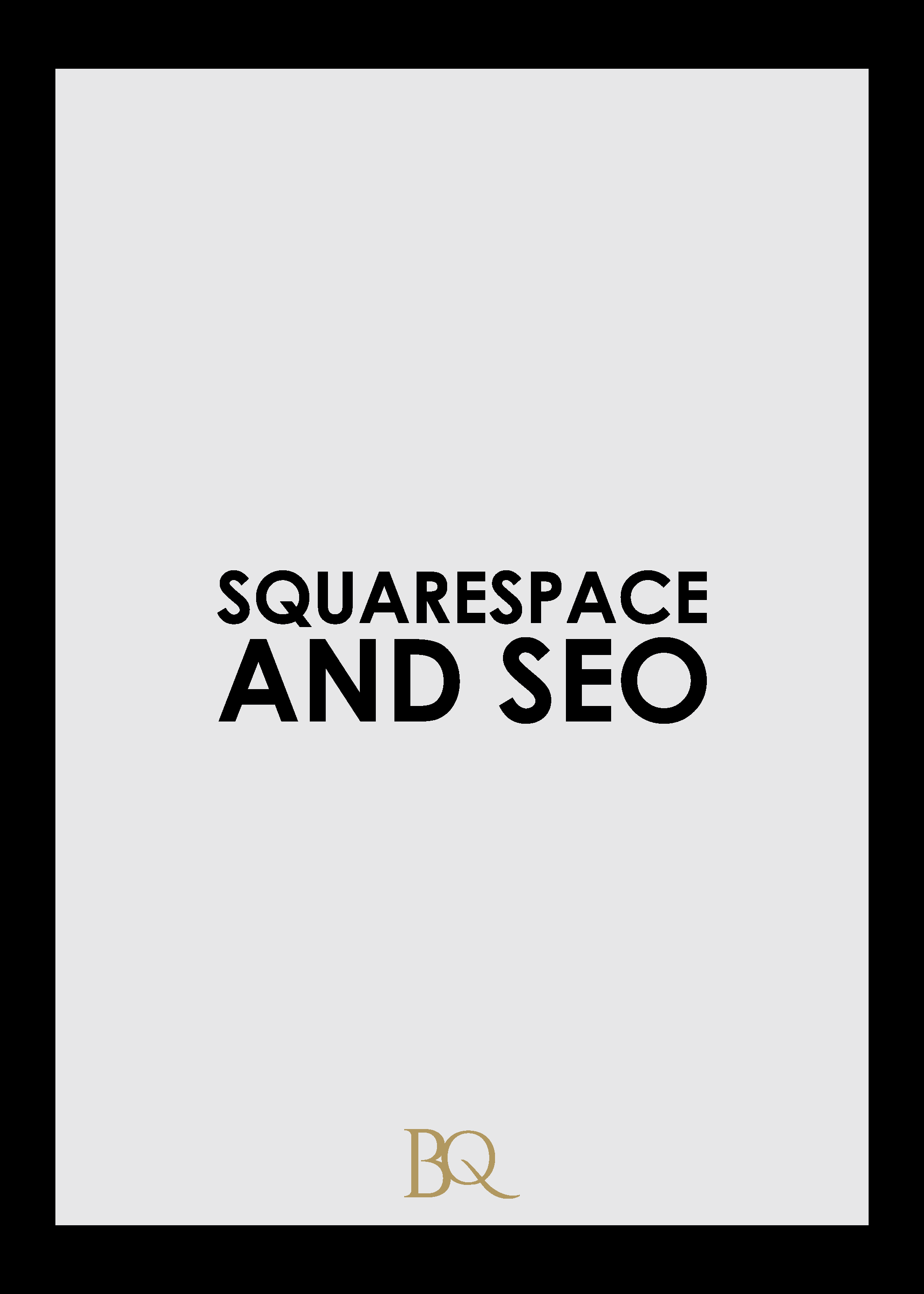 Debunking some Myth about poor SEO on Squarespace...