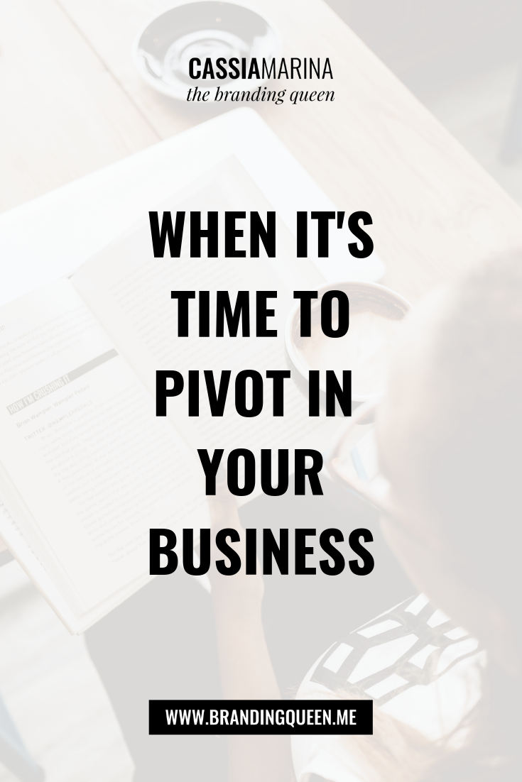 Ep. #014-I'm pivoting my business