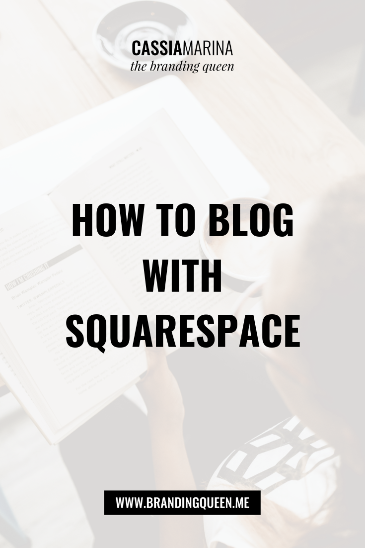 Blogging in Squarespace How to Blog in Squarespace Starting a Blog in Trinidad and Tobago New York New Jersey