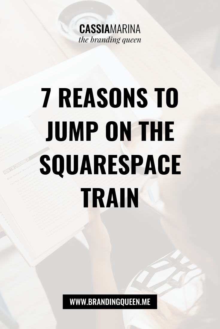 7 Reasons to Jump on the Squarespace Train New York Trinidad and Tobago Caribbean 7 Reasons to start using Squarespace