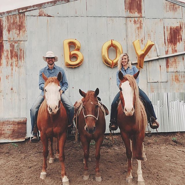 You may notice that this rodeo season is going to be a little different due to a new member coming soon in August! Congrats Shanae and Wayne! We can't wait for this little boy to come into this world❤️