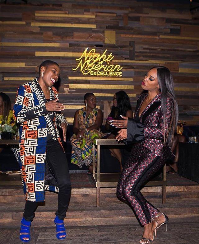 || DANCE DANCE DANCE || WR x @YvonneOrji |Styled by @apuje | #nigerianexcellence 🇳🇬#washingtonroberts #washingtonrobertsnewyork #wrwoman #yvonneorji #everywherestew #nne2018 #hbo #womeninsuits #wrsuits