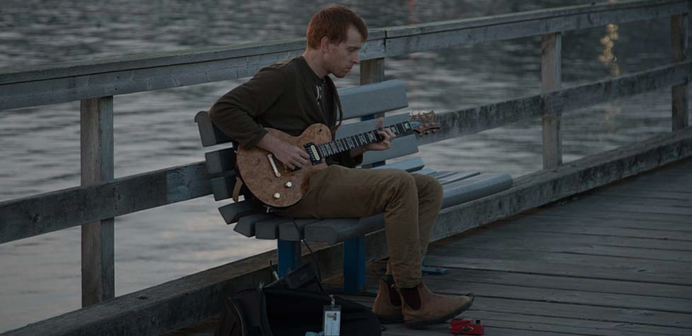 Alex Platt   delivers riveting emotional interpretations of classical music as well as performing some mighty fine original tunes as he takes the audience on new adventures with his electric guitar and loop pedal.