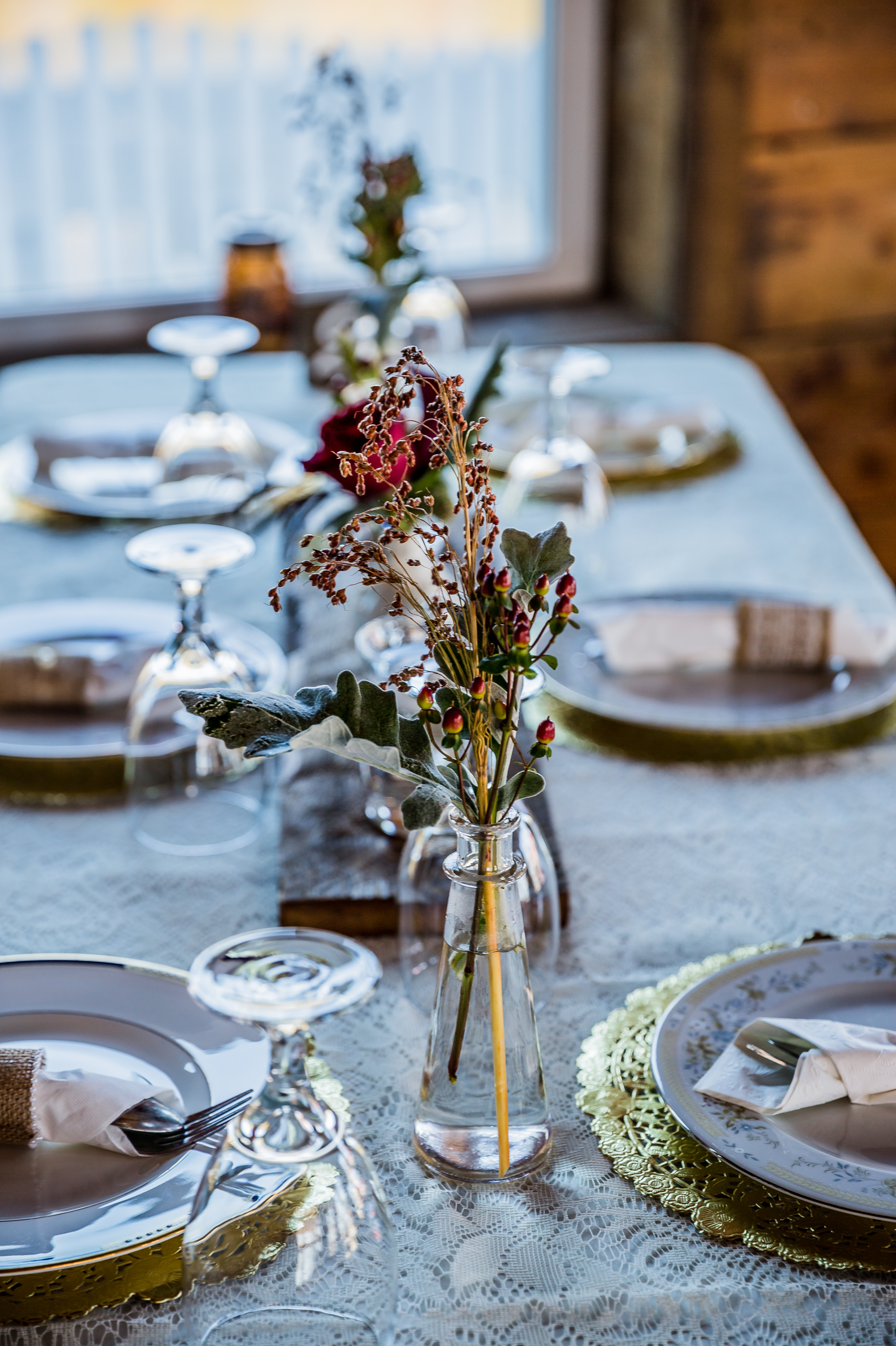 Table Details , Raleigh, NC Photographer