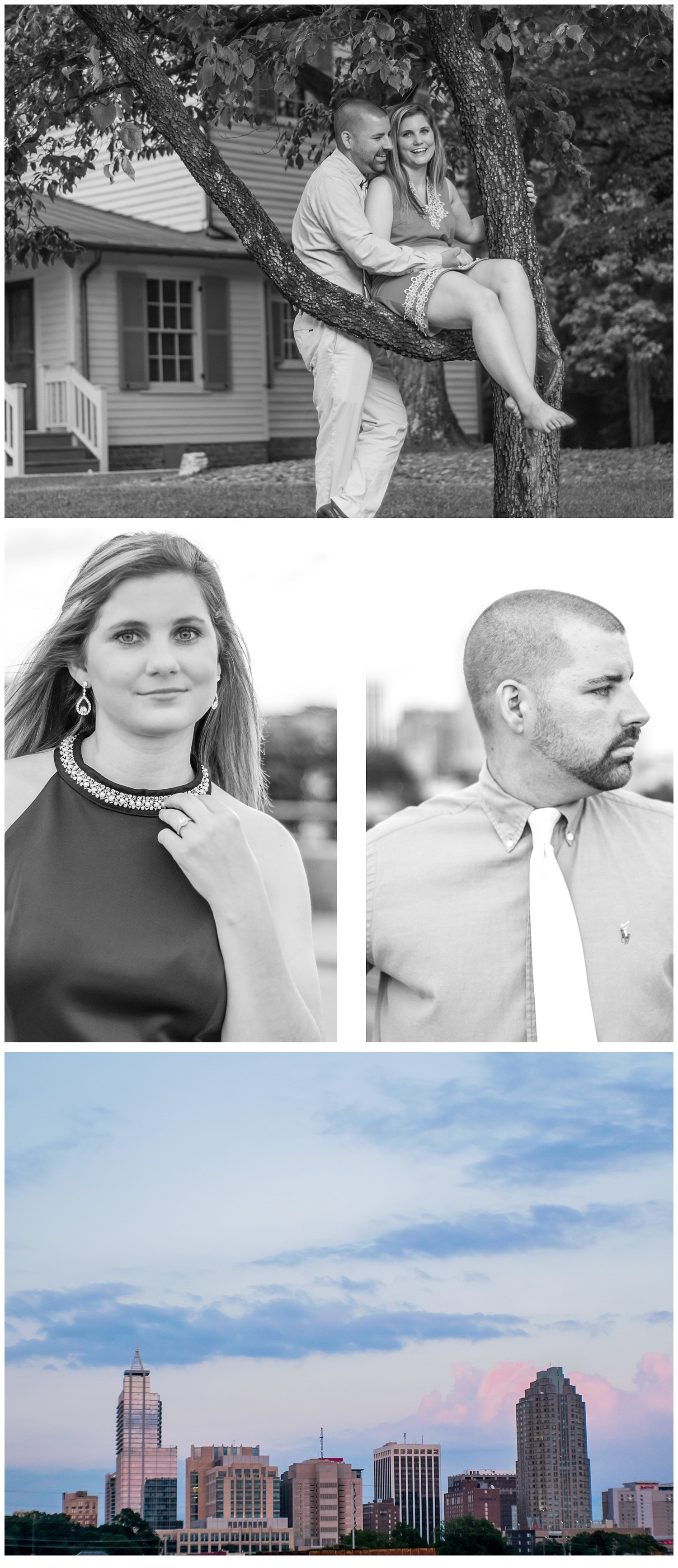Mordecai Historic Park Engagement Pictures, Downtown Raleigh Engagement , Boylan Bridge Engagement