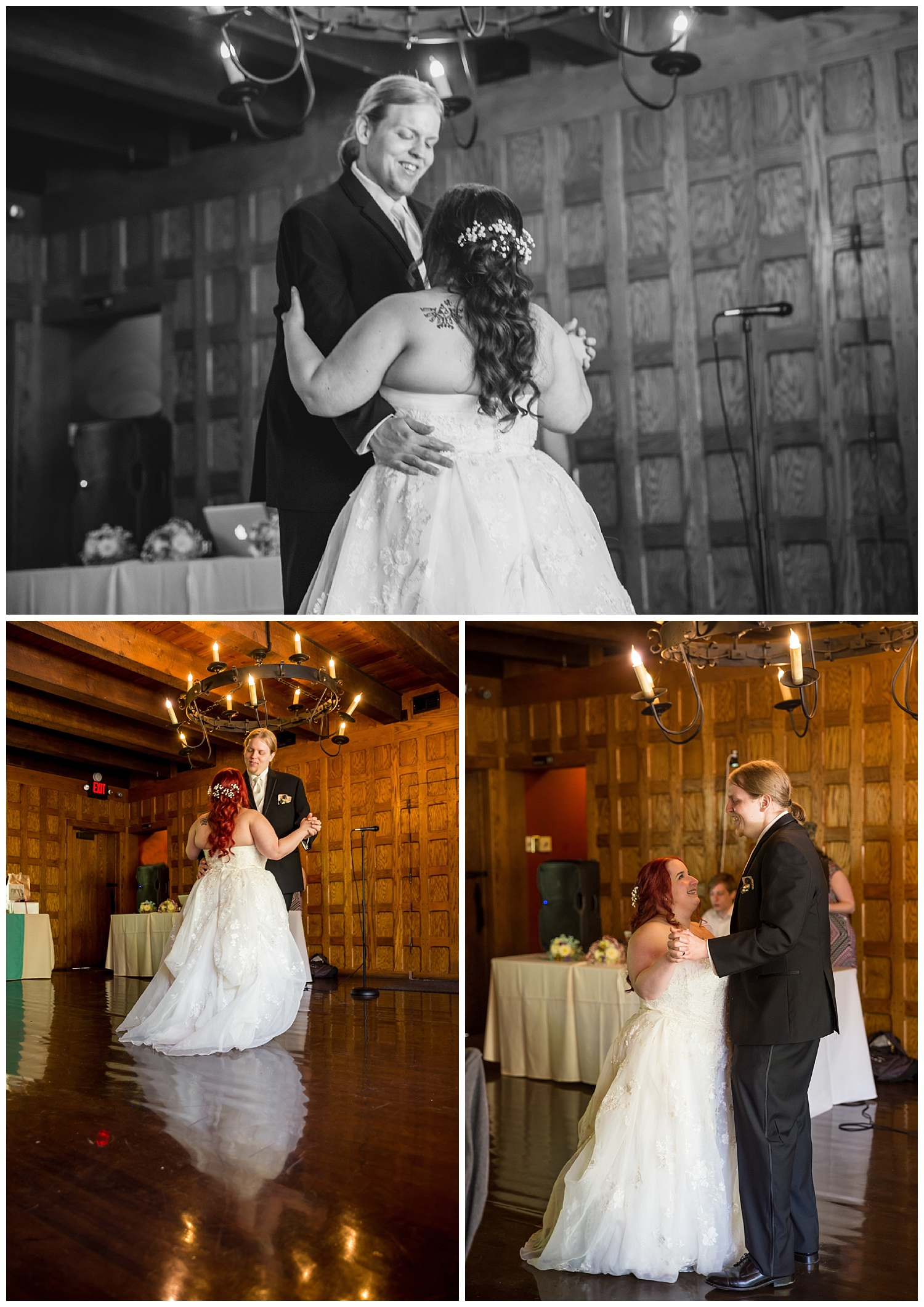 Castle McCulloch Wedding , Jamestown NC