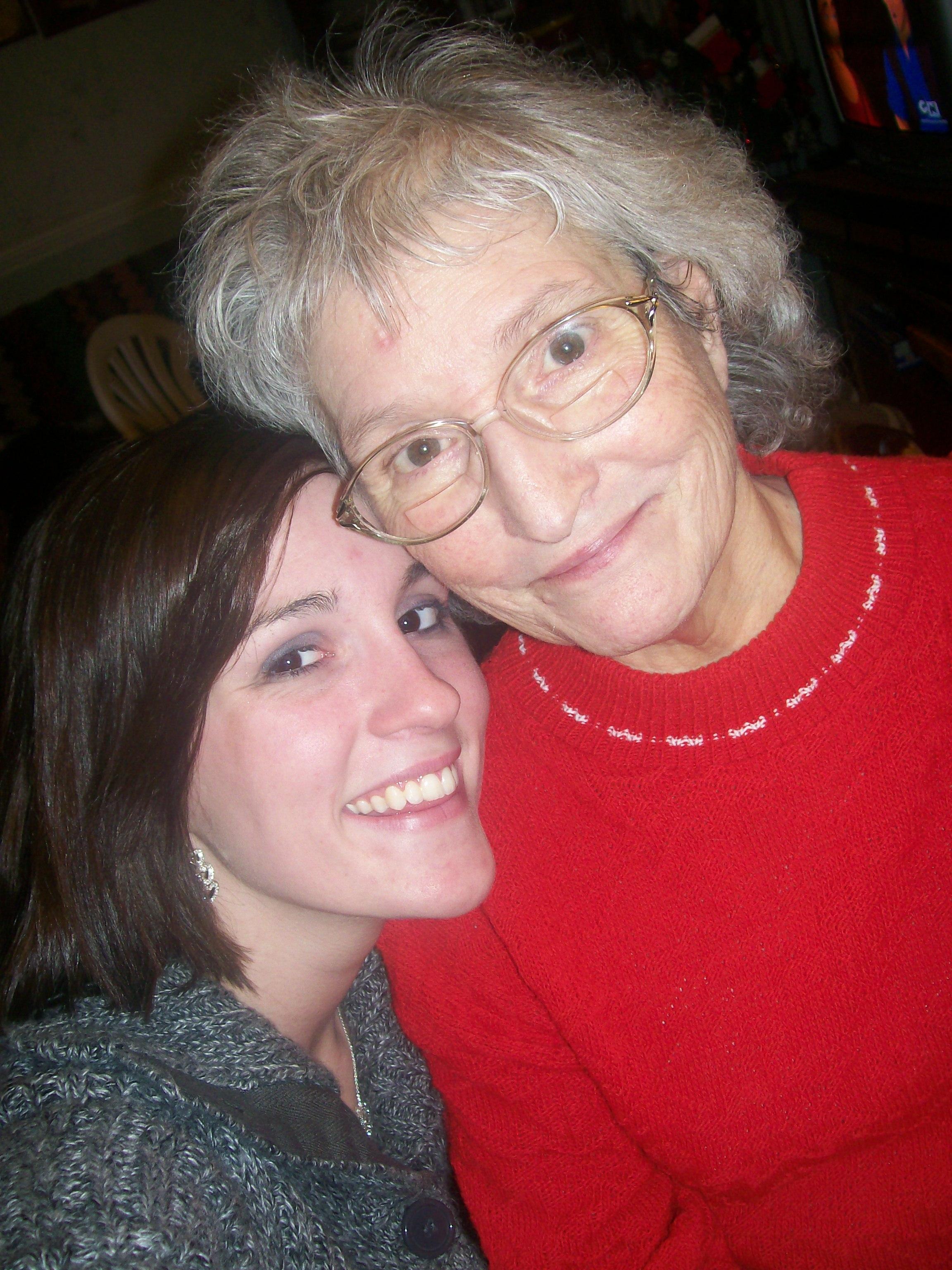 Grandma 2007 Christmas
