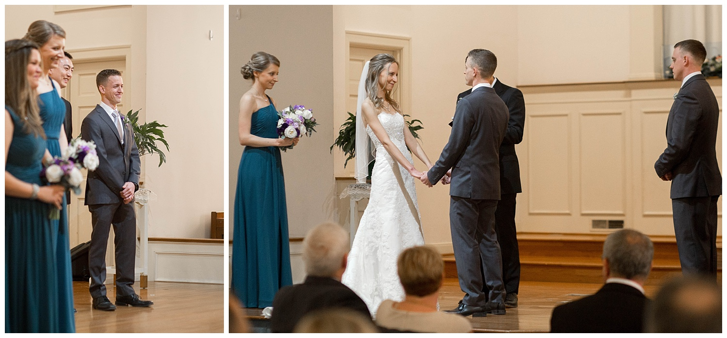 Mosaic Church Durham Wedding Photographer