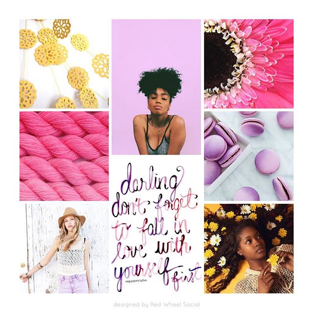 Happy, happy #moodboardmonday! Hope your week is as bright and fun as this mood board I did as part of the discovery phase for a recent branding project. Will be sharing more elements of this brand that I created for Lexi's awesome little business very soon. 🤗