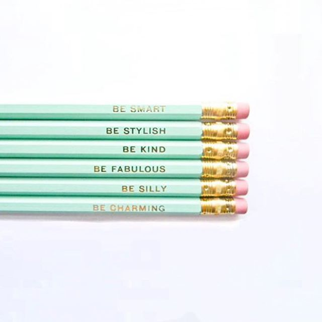 Are you ready!? Tomorrow is the start of May, and I can hardly believe it!! Between meeting deadlines, sending invoices, scheduling clients, and planning for the future, I feel like there's so much pressure during the transition from one month to another. Then, I come across these cute pencils on Pinterest and I'm reminded: Be your best self, that's all that matters! . . . 📸 source: Pinterest (unlinked)