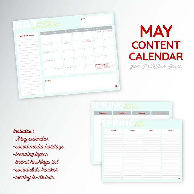 It's May y'all! I'm using the start of a new month to make a renewed commitment to my social media accounts... I'm finally going to start prioritizing my own account the way I do my client's so that I can begin sharing more of my work (and the behind the scenes) with you all and connecting more with all of you! If you'd like to join me in better prioritizing your social media, I'm sharing my content planning sheets for the month of May as a free download on the blog! Link in bio