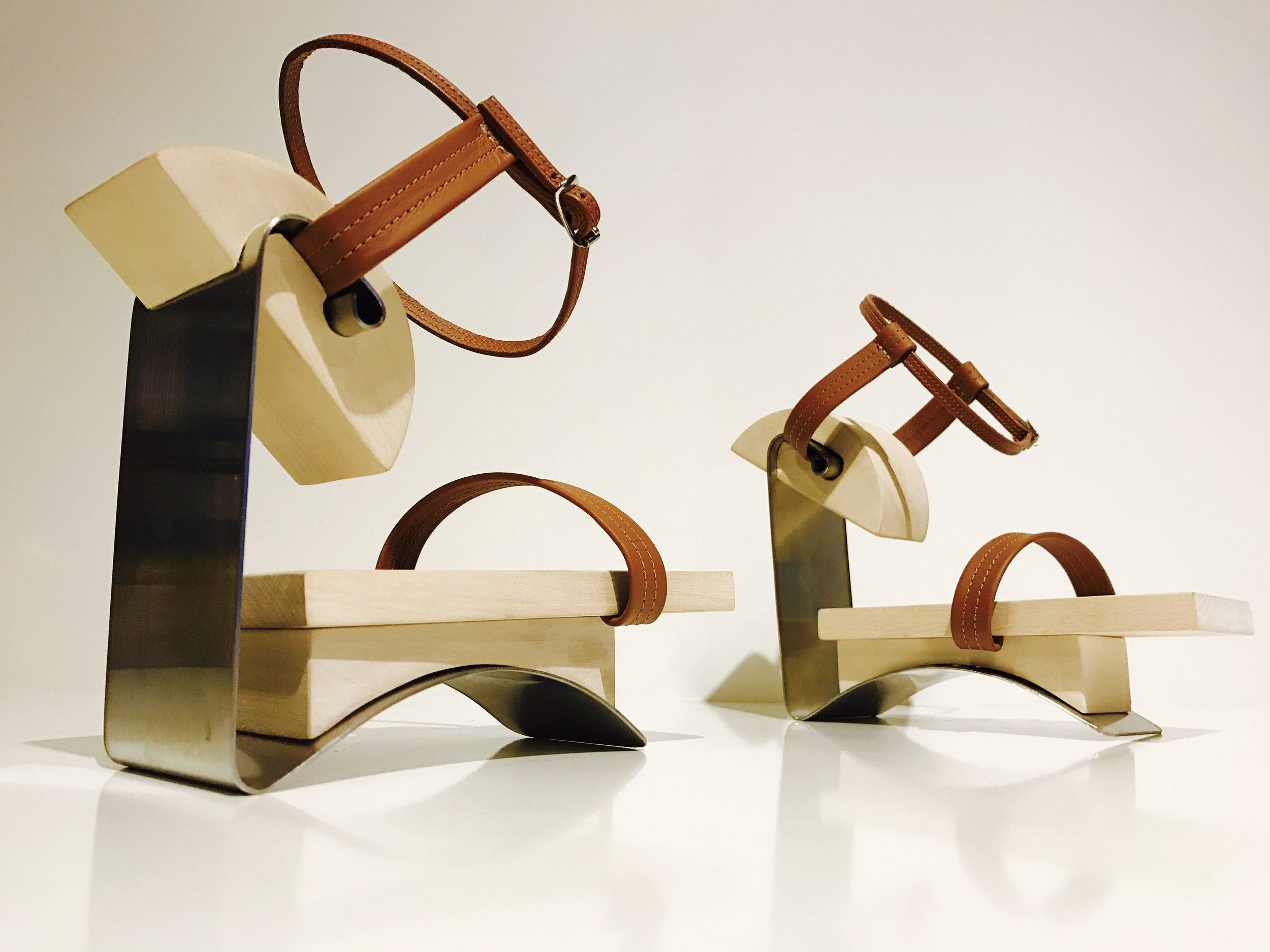 Modern Shoe Chair