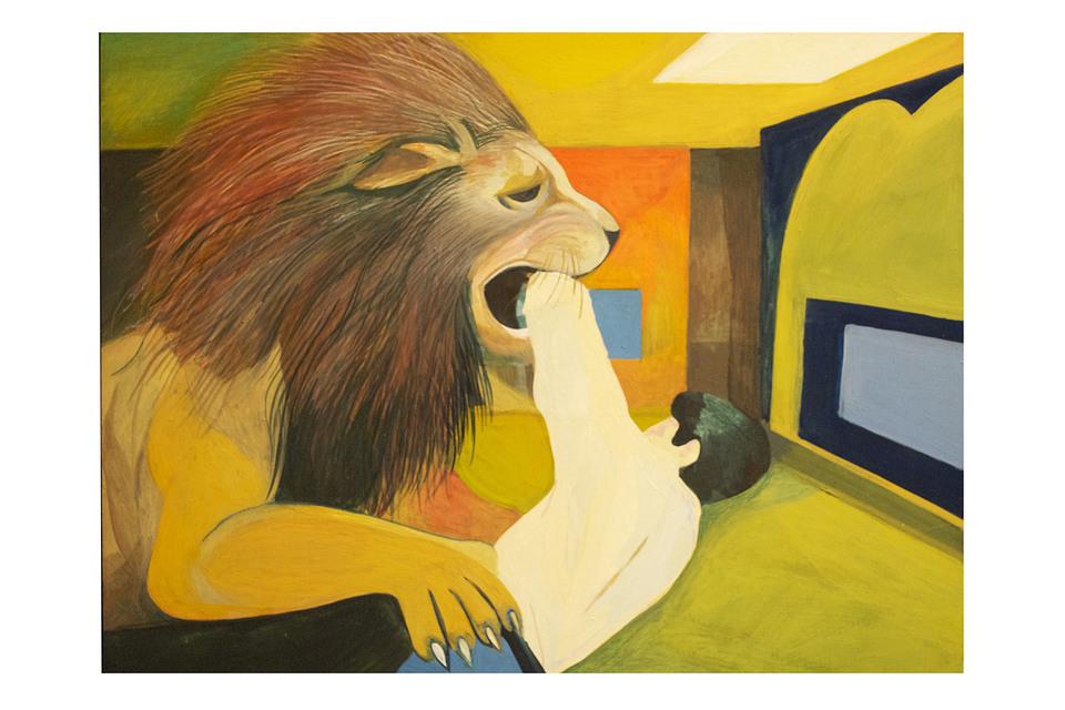 Office Lion