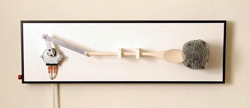 Scrubbing the Spoon