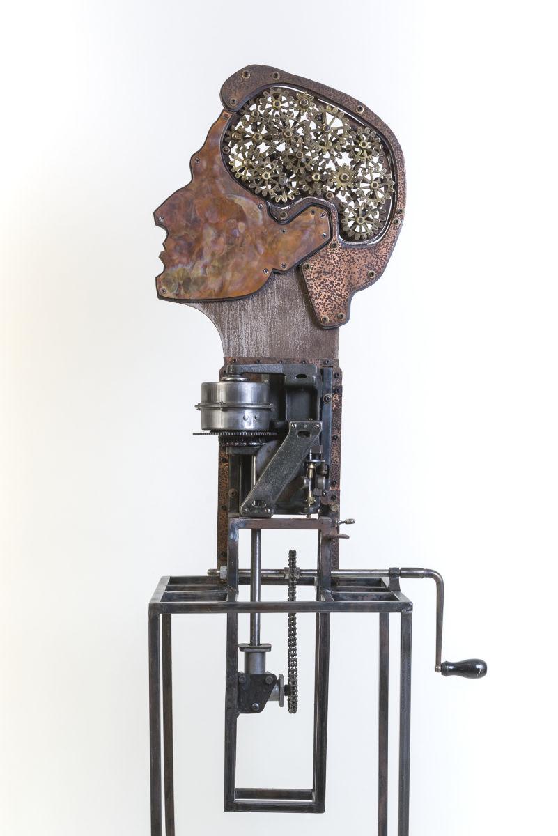 Copper Faced Gearhead