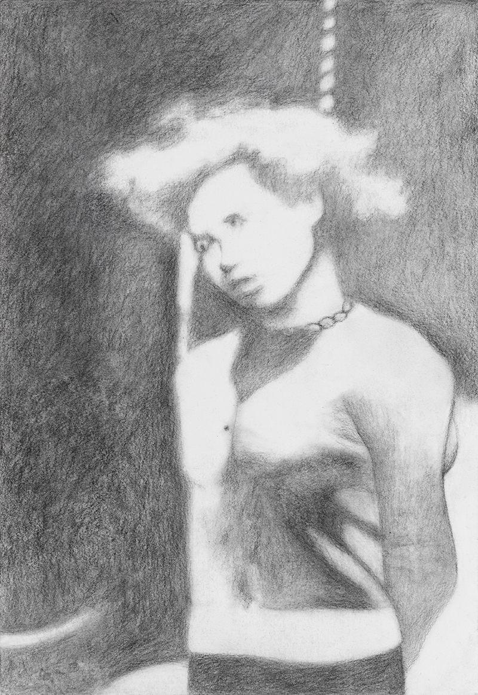 Execution of Marsha Bruskina Minsk